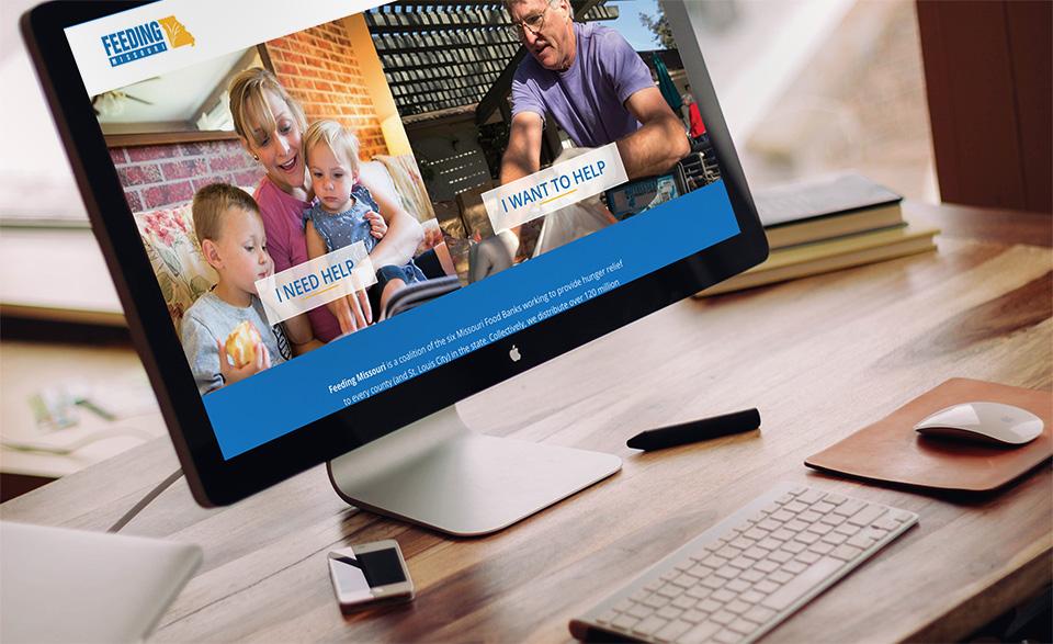 Missouri non-profit website design agency