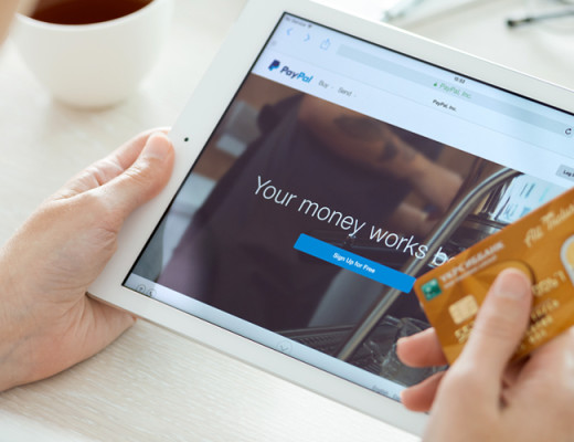 Payment processing and donation management on website design via Paypal, Stripe, and Authorize.net