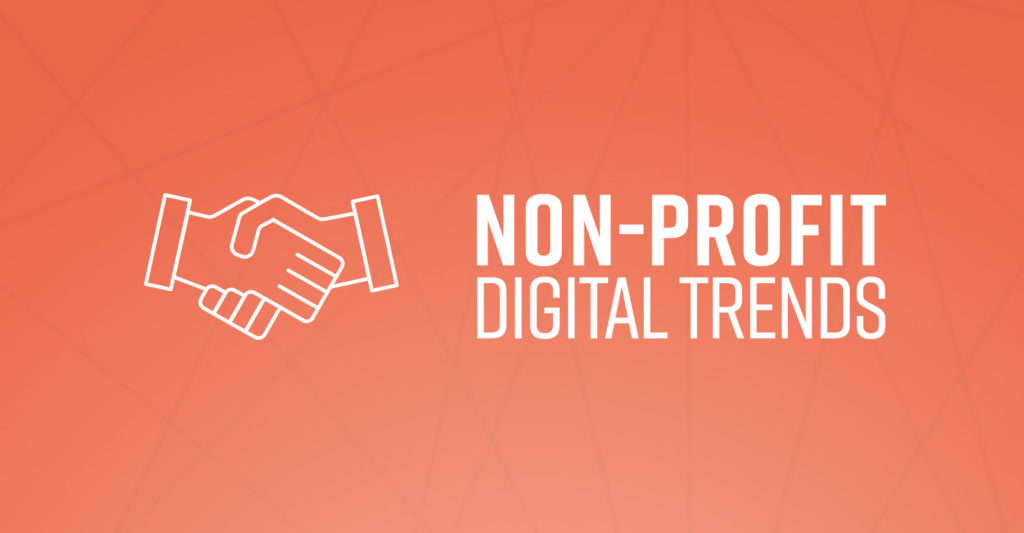 non profit website design and digital marketing agency