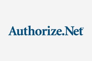 Website design integration with Authorize