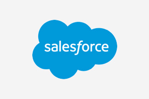 Website design integration with Salesforce